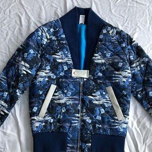 Designer Male Bomber Jacket